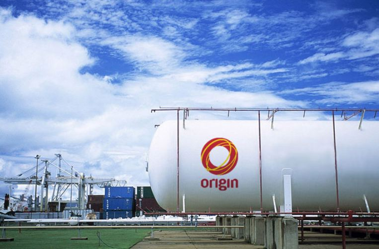 Origin Energy facilities