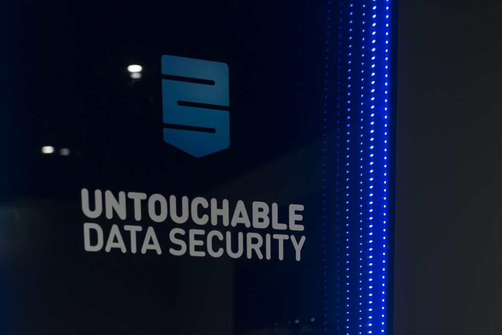 Digital Sense Untouchable Data Security