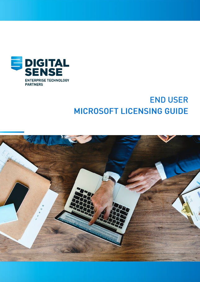 Microsoft licensing guide
